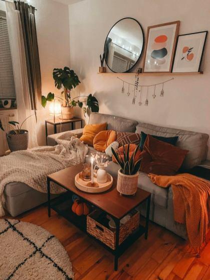 Fonte: https://www.reddit.com/r/CozyPlaces/comments/j38fmd/our_cozy_living_room_set_up/?utm_medium=android_app&utm_source=share
