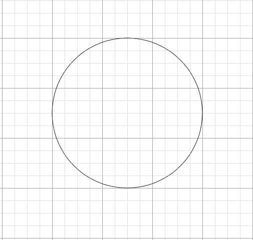 レイヤーの範囲選択からの球体の陰5
