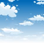 【背景画】【クリスタ】基本的な雲の描き方