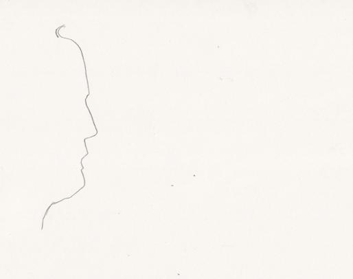 花瓶と顔1