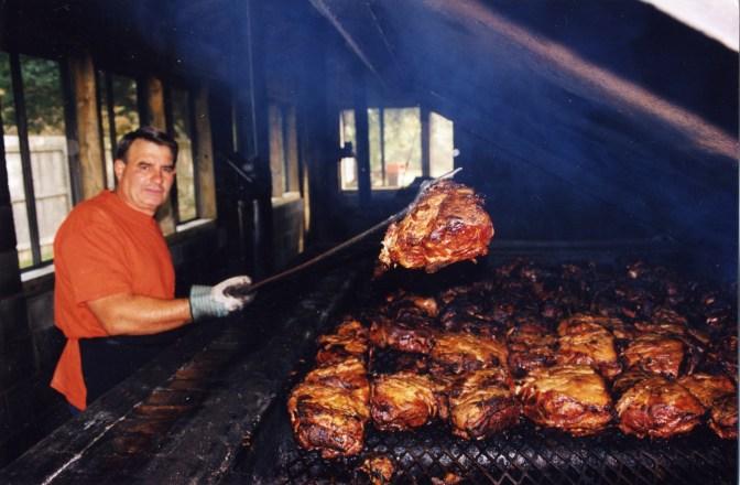 Pitt Boss George Lemnios, who started in 1978. Photo courtesy of Pierce's Pitt.