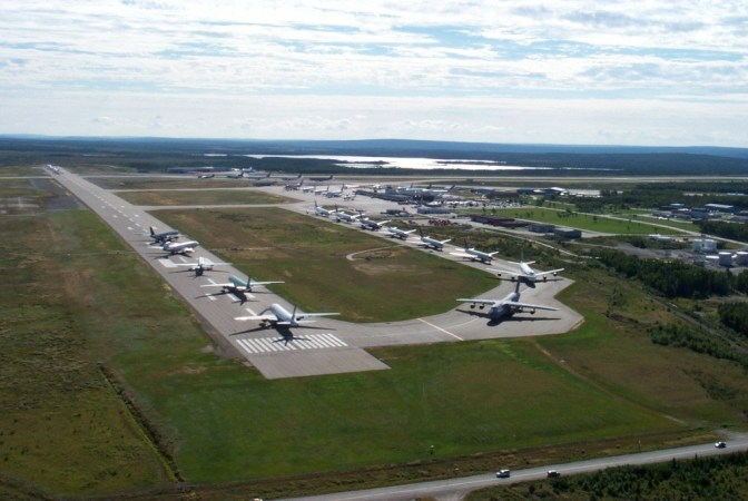 Gander on 9-11, with 38 planes grounded