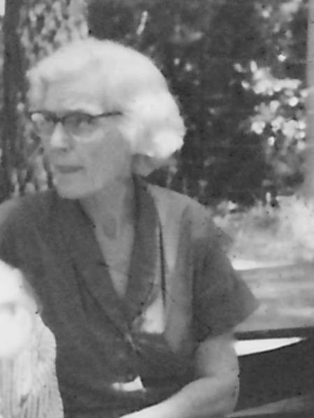 Lillian in later years