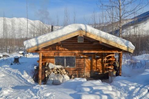 Tatonduk Cabin