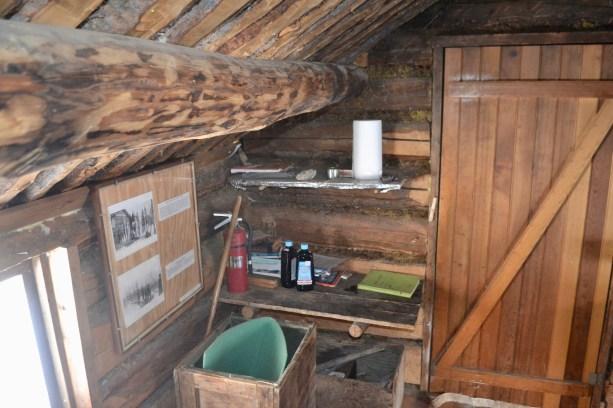 Nation Bluff Cabin