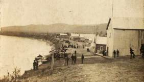 Eagle in 1900