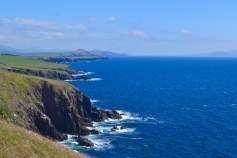 Looking north from Eask Tower, Dingle