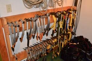 lots of tools at Rock and River