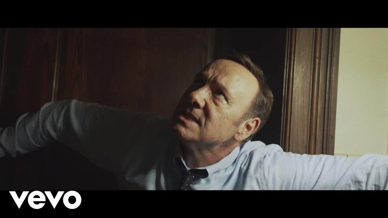 Kevin Spacey Tom Odell Here I Am Music Video
