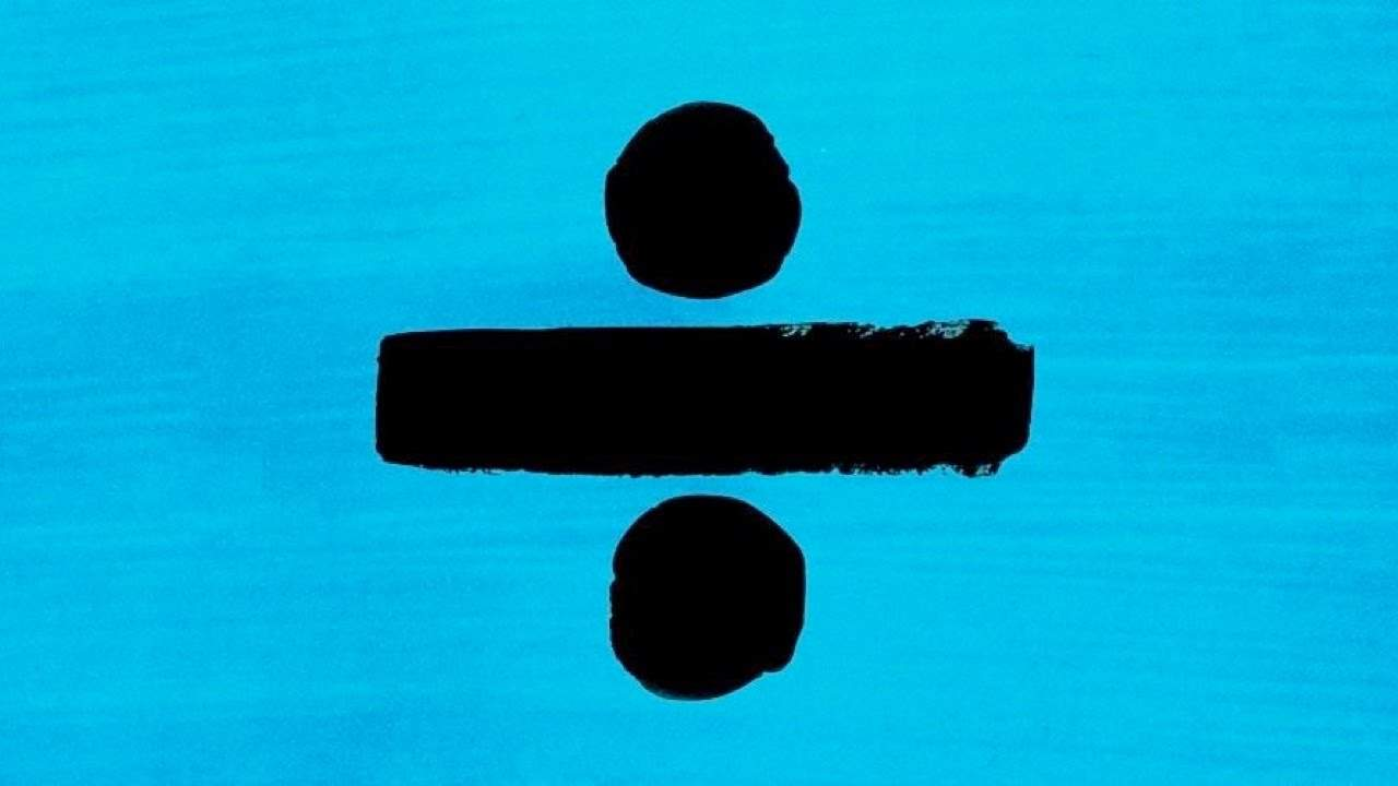 Ed Sheeran divide album