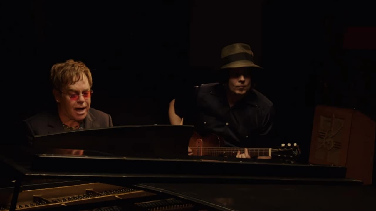 AMERICAN EPIC | Sessions: Elton John and Jack White