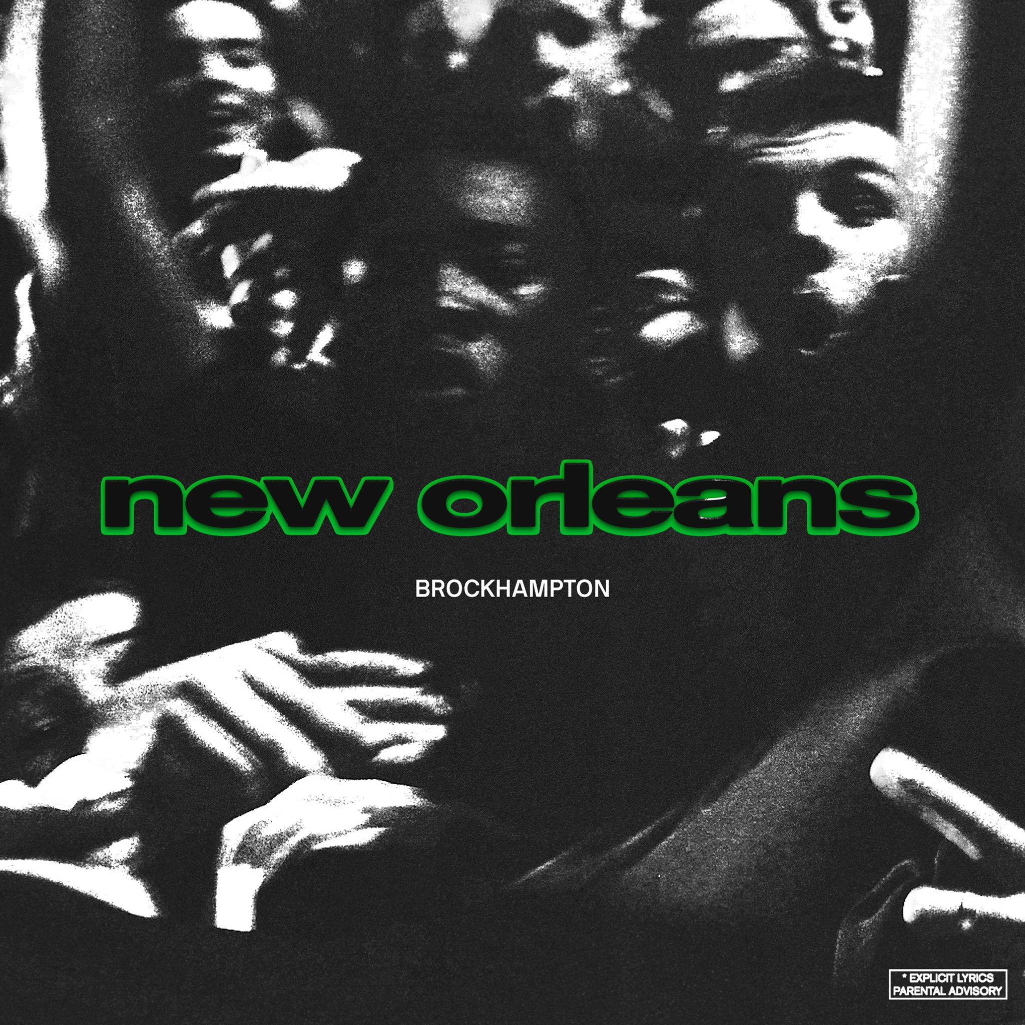 brockhampton new orleans новый клип
