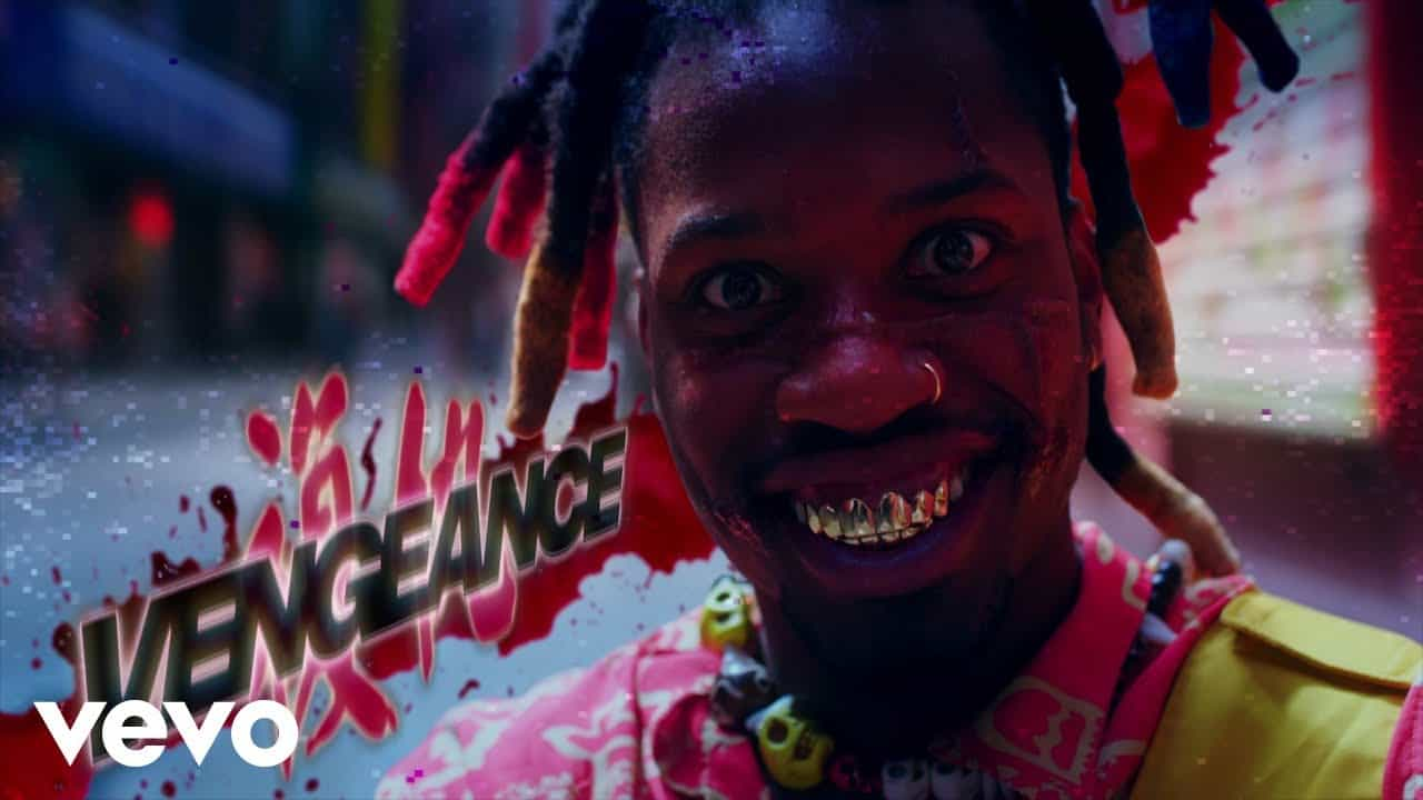denzel curry vengeance