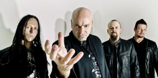 "Disturbed выпустили лирик-видео на песню ""The Best Ones Lie"""