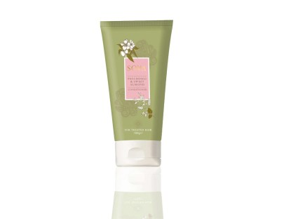 SOVA PATCHOULI & SWEET ALMOND CONDITIONER FOR TREATED HAIR - 100 gm