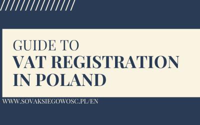 Guide to VAT Registration in Poland