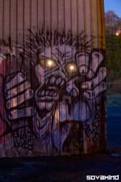 Triangle Monster, Portland, Oregon.