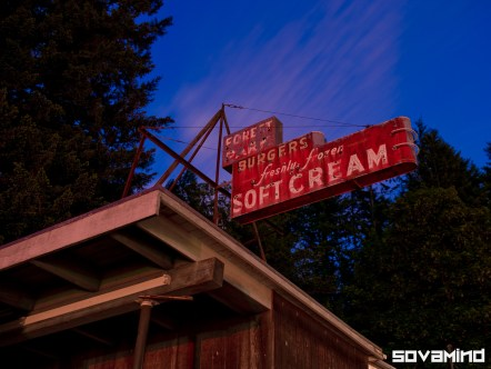 Skyline Icecream, Portland, Oregon.