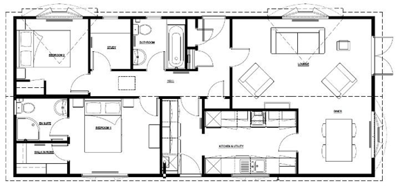 Berkswell layout