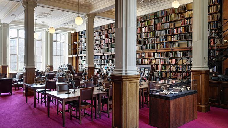 The Reading Room, London Library