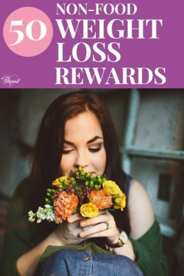 Use these 50 Ideas For Non-Food Weight Loss Rewards to treat yourself without the calories for your successful milestones on your weight loss journey.