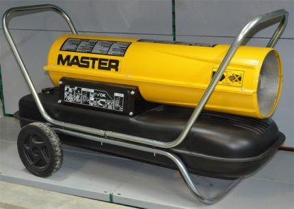 Thermal Diesel Master Gun