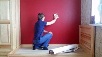 Yalnız Duvar Kağıtları İstifleme