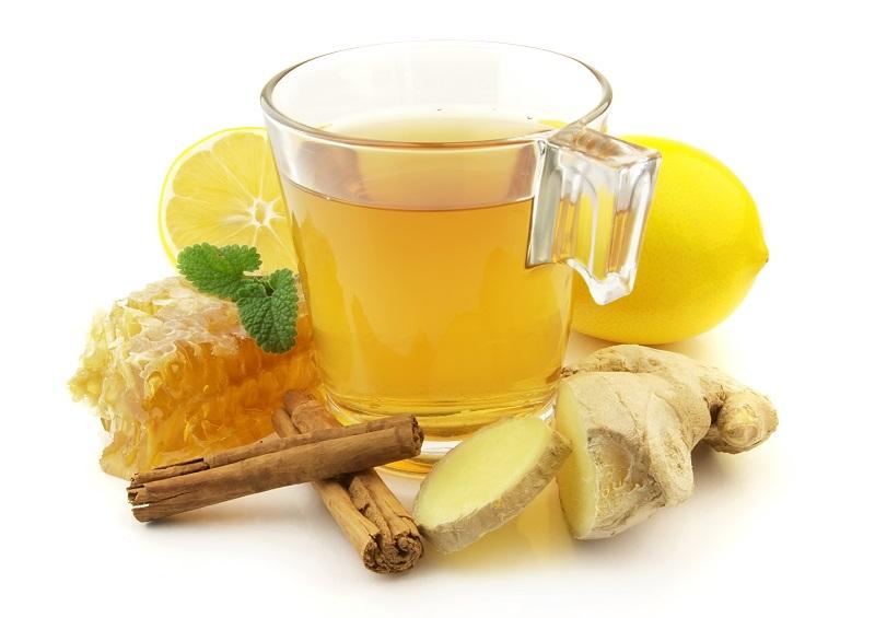 ricetta del frullato del tè verde bruciante grasso