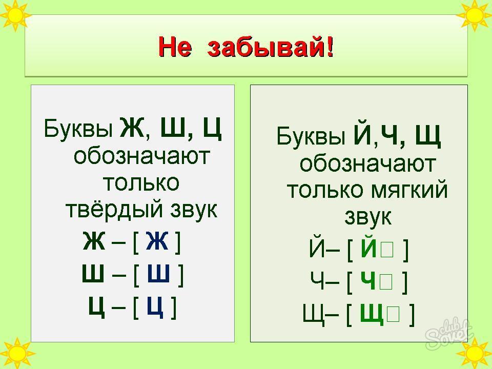 фонетический разбор слова интересный 3 класс