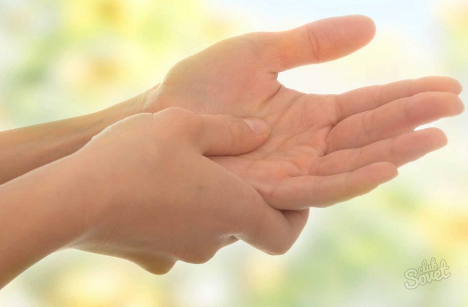 kliar höger hand