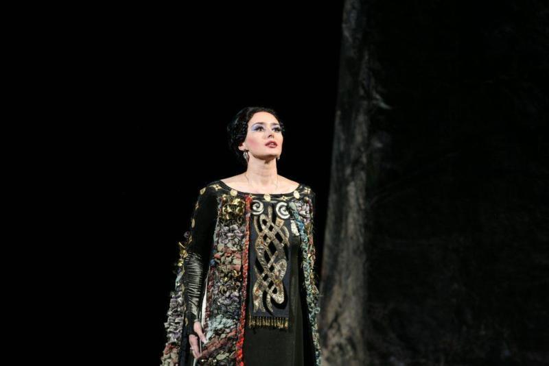 опера Макбет афиша