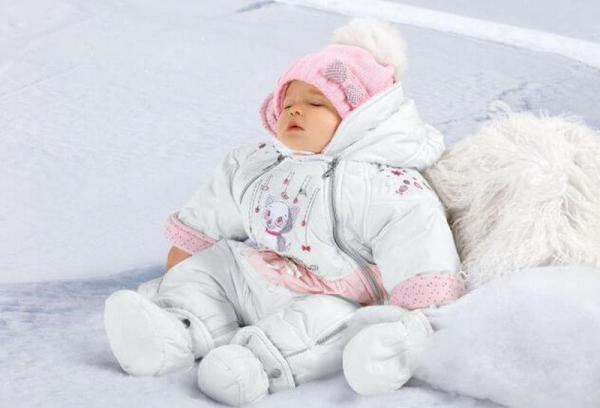 Как одевать ребенка на прогулку