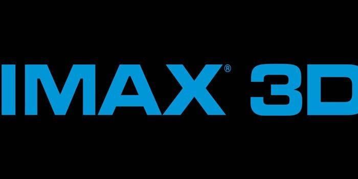 Inscription IMAX 3D.