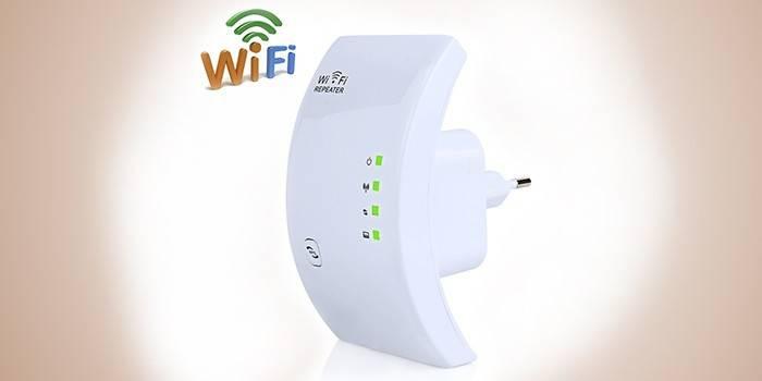 Усилитель беспроводной сети Wi-Fi