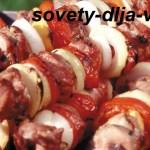Маринад для шашлыка: самые вкусные рецепты