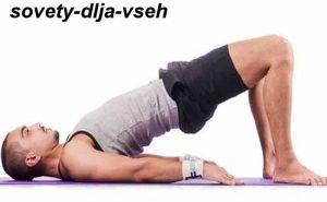 комплекс упражнений для зарядки для мужчин