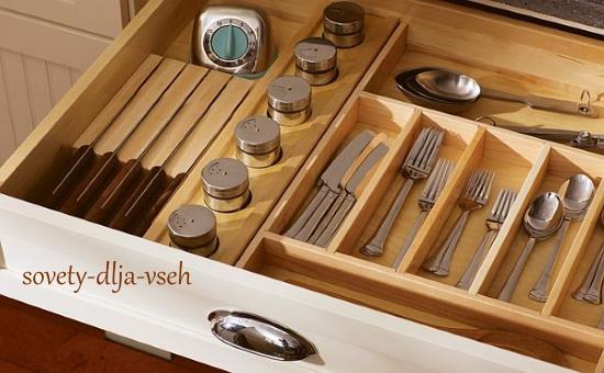 как хранить столовое серебро