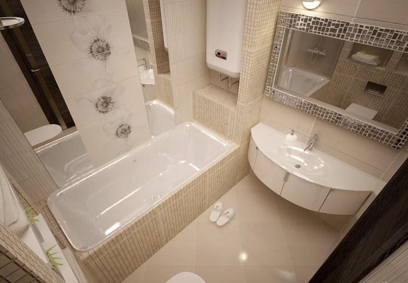 ванная комната маленькая дизайн фото 5