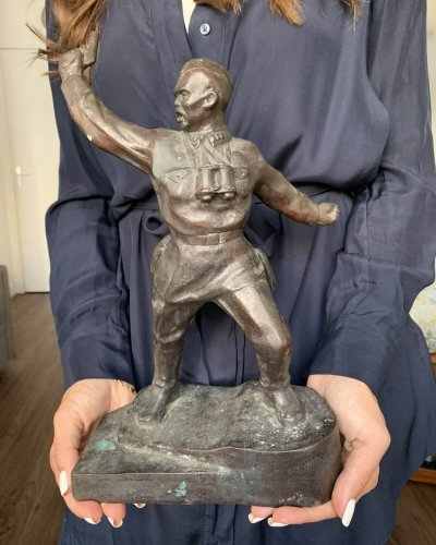 Bronze Officier Aleksei Yeryomenko – WW2 Kombat