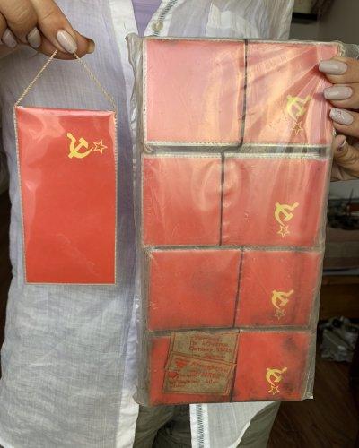 Drapeaux Soviétique À Accrocher – 1991