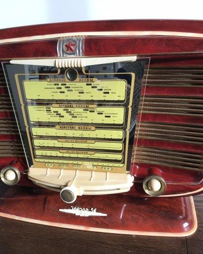 Zvezda 54 – Radio Soviétique Vintage – SNR52