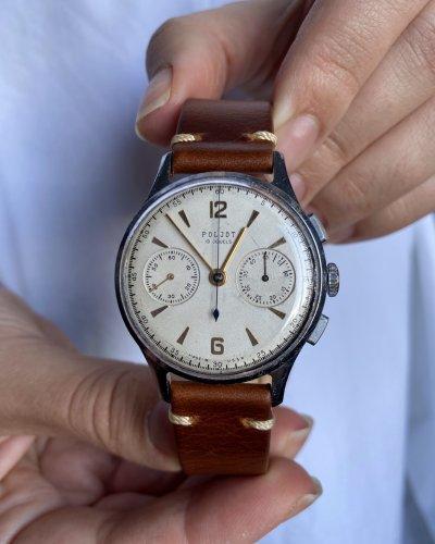 Montre Cosmonaute Strela 3017 – Chronographe