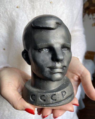 Buste Youri Gagarin – Années 60