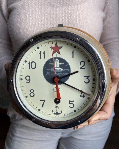 Horloge Sous Marin – Komandirskie – 7 Jours