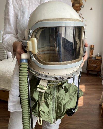 Gsh-6 Casque Stratosphérique – Pilote – Armée Air
