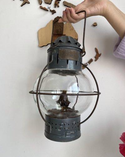 Lampe Globe – Marine Soviétique – 1960 – Léningrad