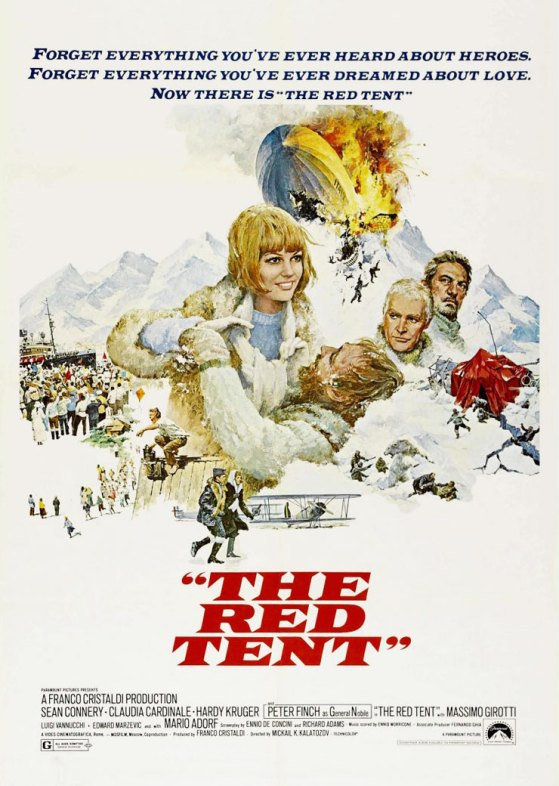 The Red Tent with english subtitles