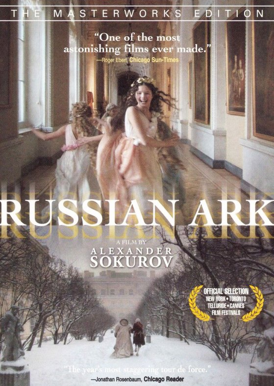 Russian Ark with english subtitles