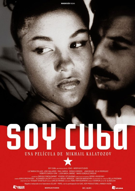 I Am Cuba with english subtitles
