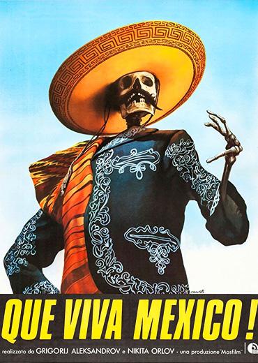 Que Viva Mexico! with english subtitles